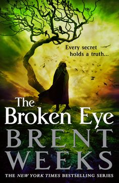 Cover Reveal: The Broken Eye (Lightbringer #3) by Brent Weeks -On sale August 26th 2014 by Orbit -As the old gods awaken and satrapies splinter, the Chromeria races to find its lost Prism, the only man who may be able to stop catastrophe. But Gavin Guile is enslaved on a pirate galley. Worse, Gavin no longer has the one thing that defined him -- the ability to draft.
