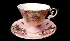 French Pink Cup