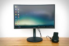 Amongst the features of the new Galaxy S8 is one you won't discover until you park it on your desk. The Samsung Dex Desktop Dock allows it - and presumably future Samsung phones - to become an Android-based desktop, connecting...