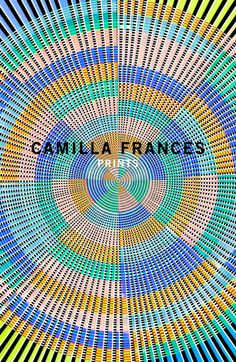 Camilla Frances Print update yums.