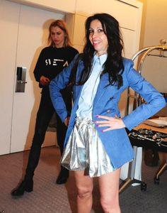 Wearing Sveta fashion  #lorenabaricalla #LB