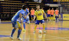 TIEMPO DE DEPORTE: El Gran Canaria FS a seguir sumando ante Catgas En...