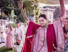 Bollywood saw some biggest weddings in the recent time. From Anushka Sharma in Dec Sonam Kapoor in May Deepika Padukone in Nov 2018 and Priyanka Chopra in Dec We take a look at how these ladies fared on their BIG DAY with their bridal outfits Deepika Padukone Saree, Deepika Ranveer, Ranveer Singh, Sonam Kapoor, Deepika Singh, Aishwarya Rai, Bridal Makeup Looks, Bridal Looks, Wedding Images