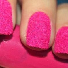 bright pink wedding nails - Google Search