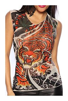 Netz-Shirt von Luxury & Good Dessous One Size (Einheitsgröße)