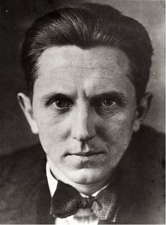 Uncredited Photographer     German Director and Stage Theorist Erwin Piscator     c.1927