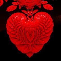 MB3D 567 hot heart by Mariagat.deviantart.com on @DeviantArt