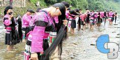 El Pueblo Chino En El Que Viven Las Mujeres Con El Pelo Más Largo Del Mundo