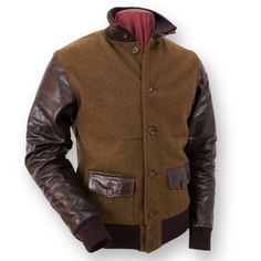 THUNDERBIRD FIELD A-1 INSTRUCTORS FLIGHT JACKET Eastman Leather, Space Troopers, Aviator Jackets, Aviation, Winter Jackets, Leather Jacket, My Style, Classic, Clothes