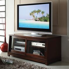 For our TV room