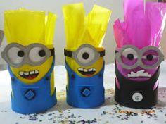 Resultado de imagen para adornos de cumpleaños de los minions