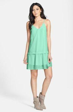 ASTR Lace Trim Shift Dress on shopstyle.com