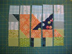 patchwork bird
