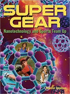 Upcoming 2016 non-fiction book on nanotech and sports.
