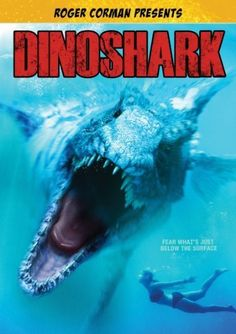 OMG, I have to see this film so badly.  LOL. :) Dinoshark (2010)