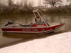 Duvall King County Fire District 45 (WA) Rescue Boat   www.setcomcorp.com/fire.html