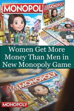 Monopoly has never been afraid of reinventing itself. Monopoly, the latest version of the game, turns the tables and favors the female players. Tv Shows Like Friends, Monopoly Man, Lace Hairpiece, Good Advertisements, Quirky Girl, Best Cleaning Products, Gender Roles, Cute Couples Goals, Elegant
