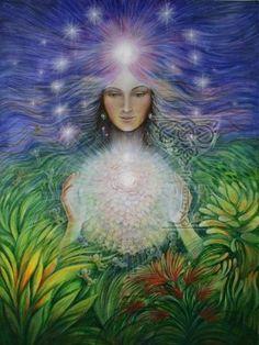 Prakriti represents soul,reflection,earth and matter. May 15th.