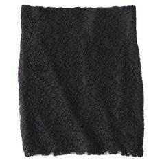 Xhilaration® Junior Lace Skirt - Assorted Colors-Target
