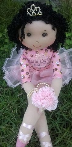 Clay People, Doll Patterns, Crochet Clothes, Handmade Art, Painted Rocks, Baby Dolls, Arts And Crafts, Handmade Rag Dolls, Crochet Dolls