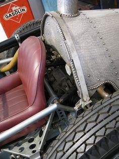Alfa Romeo Alfetta tipo 159 - Juan Manual Fangio F1-Champion 1951 (demo-chassis) by Transaxle (alias Toprope), via Flickr