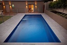 Swimming pool by Placid Pools