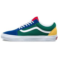 zapatillas vans yacht club old skool