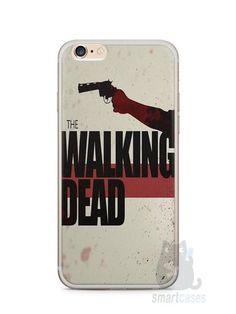 Capa Iphone 6/S Plus The Walking Dead #3