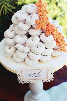 Creative bridal shower desserts