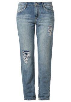 Esprit Jeans Relaxed Fit - blå - Zalando.dk