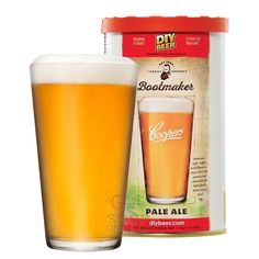 Items similar to Coopers Australian PAle Ale home brew Makes 40 Pint on Etsy Beer Ingredients, Home Brewing, Malta, Pint Glass, Beer Kits, Tableware, How To Make, Diy, Pints