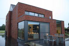 Architectenbureau Daan Van Troyen - Mijn Huis Mijn Architect 2014