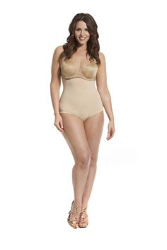 High Waist Shaping Brief Shaper from  Hookedup Shapewear For Only  $58.00 from with Free Shipping
