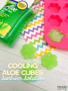 Aloe Cooling Cubes S