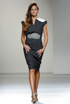 Madrid Fashion Week Rabaneda Primavera -Verano 2015 | telva.com