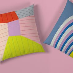 Gorgeous colours in our lovely new KUTE cushions (£29.95 each)