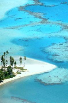 Maupiti, Society Islands, French Polynesia @ S.F.Brit