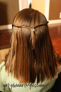 Girly Dos By Jenn: Twists Back
