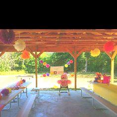 Tissue Paper Balls Tissue Paper Ball, Tissue Balls, Paper Balls, Parties, Outdoor Decor, Home Decor, Fiestas, Decoration Home, Room Decor