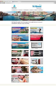 Visit Italy Tours