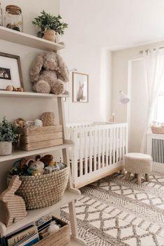 43 inspiring nursery ideas for your baby girl cute designs you'll love 27 | Glebemines.com