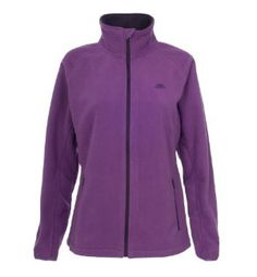 Trespass Women's AT200 Dumyat Fleece Jacket by Trespass. $53.40. 370gsm fabric. Fleece jacket. 100% Polyester, Bonded Fleece. Airtrap fabric. 2 Pockets, Bonded Fleece, Contrast Klow Profile Zips, Contrast Inner; Airtrap Fleece that offers the right level of warmth to meet your needs to stay warm, dry and comfortable.