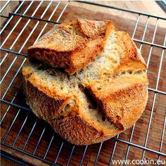 Köstliches italienisches Brot mit kalter Führung