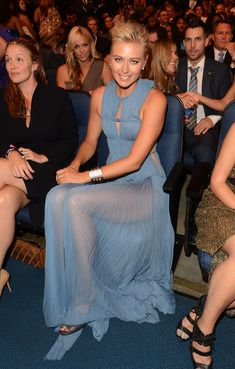 Maria Sharapova In J. Mendel – 2012 ESPY Awards