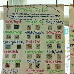 Traveling, Teaching, Cooking, Creating: Homophones and Homographs 4th Grade Writing, 3rd Grade Reading, Third Grade, Student Teaching, Teaching Reading, Teaching Ideas, Creative Teaching, Reading Skills, Writing Skills