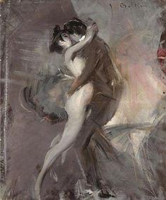 The Couple, 1905, Giovanni Boldini