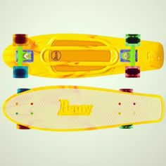 New custom penny Nickel board that I just ordered!  Gonna paint the top...  Will post final product!