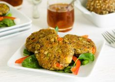 Quinoa Cakes - Foodie Recipe - American Diabetes Association