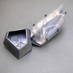 new crystal brooch | Flickr - Photo Sharing!