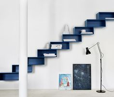 Living in DesignLand: ESCALERA ESTANTERIA
